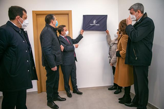 Inauguración de dos viviendas tuteladas para personas con discapacidad