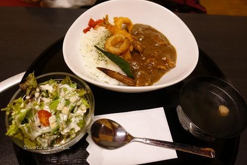 Photo:2020-10-11_T@ka.の食べ飲み歩きメモ(ブログ版)_焼肉屋ランチでカレーやシチューが楽しめます【与論】とーぐら_02 By:Taka Logbook