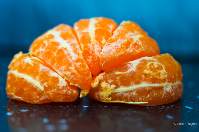 To improve your zest of life, fill it with vitamin C