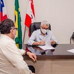 Prefeitura firma parceria com Hospital Senhora Santana