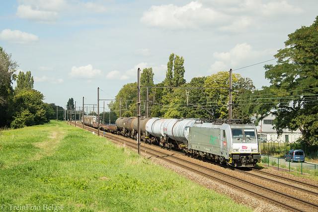SNCF 186 184 Deurne