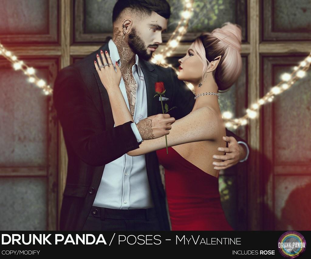 Drunk Panda – MyValentine