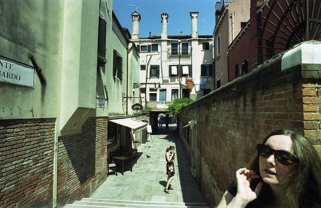 Venezia IV: waiting an seeing