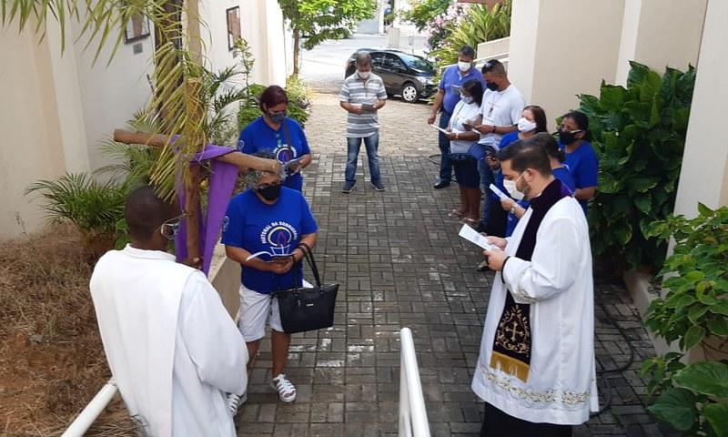 Via Sacra Diocesana da Pastoral da Sobriedade - 2021
