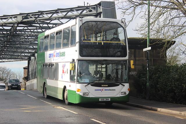 Harrogate Coach Travel UUG384