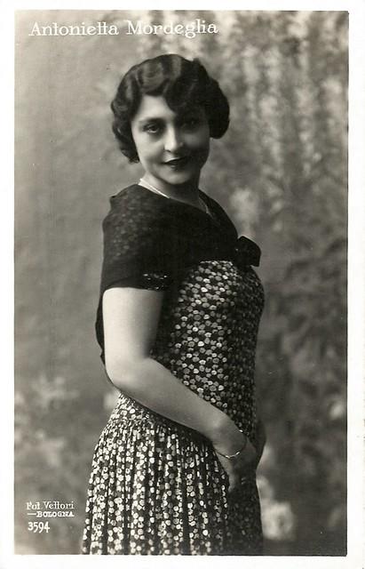 Antonietta Mordeglia