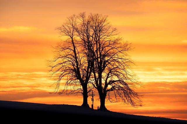 Burning sunset [Explored Fabruary 22, 2021]