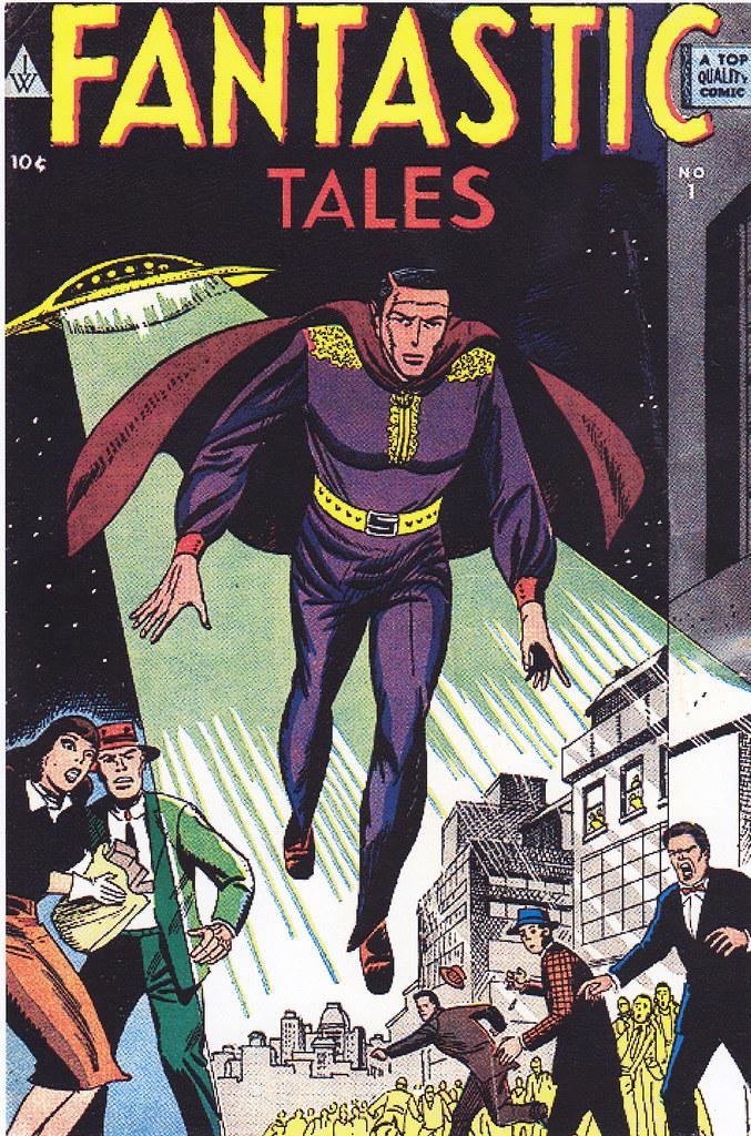 Fantastic Tales #1