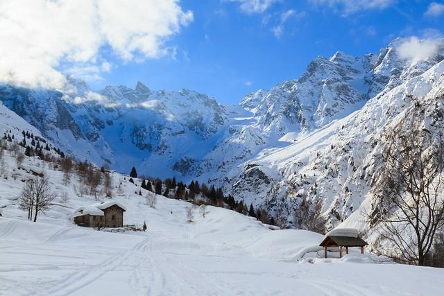 Ritorno in Val d'Arigna