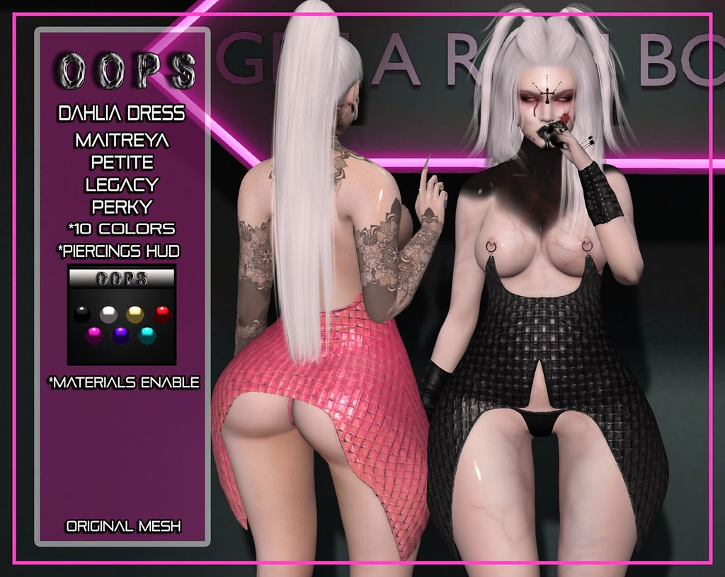 ::OOPS:: Dahlia Dress