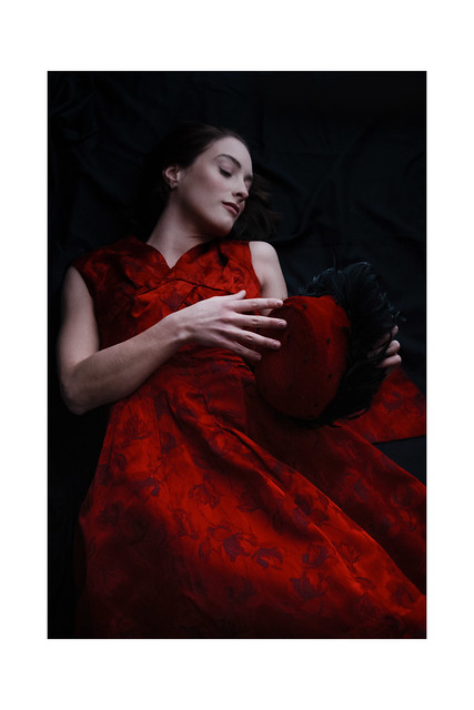 F1046 ~ Red for Passion