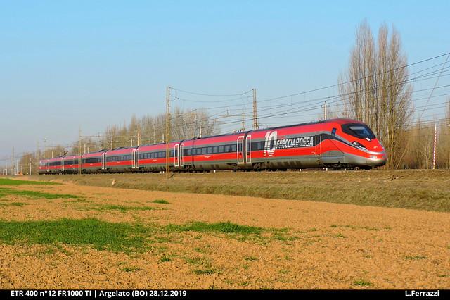 ETR 400 n°12 FR1000