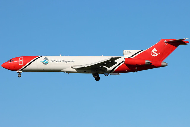 2Excel Aviation G-OSRA BFS 22/02/21