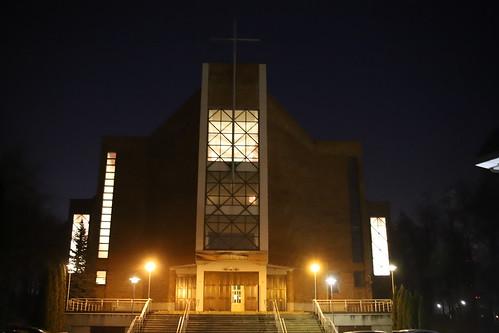 4. Kościół Stacyjny św. Stanisława BM na Dąbiu