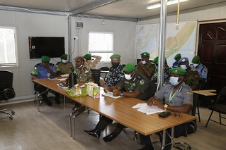 AMISOM to Train Troops in Beledweyne on Securing Upcoming Elections | by AMISOM Public Information