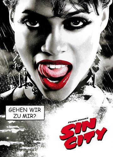 Rosario Dawson in Sin City (2005)