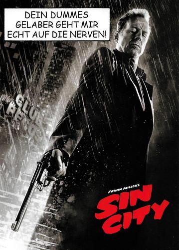 Bruce Willis in Sin City (2005)