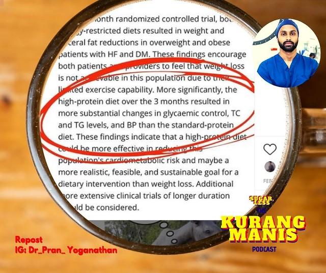 The Kurang Manis Podcast, Ep3 Dr. Pran Yoganathan