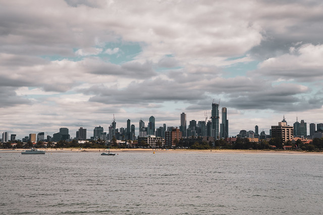 Melbourne   |   Skyline