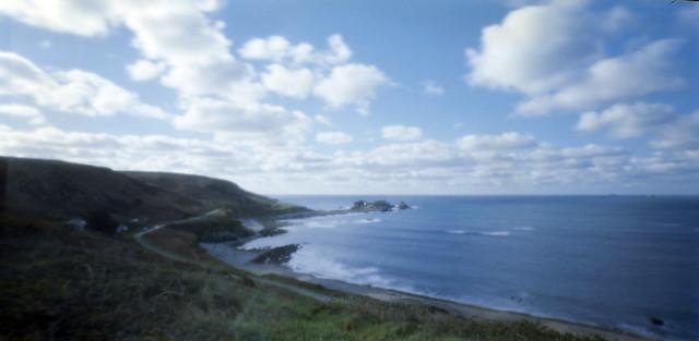 Pinhole of Clonque Bay, Alderney