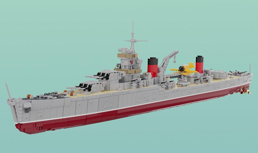 Ricci-class light cruiser