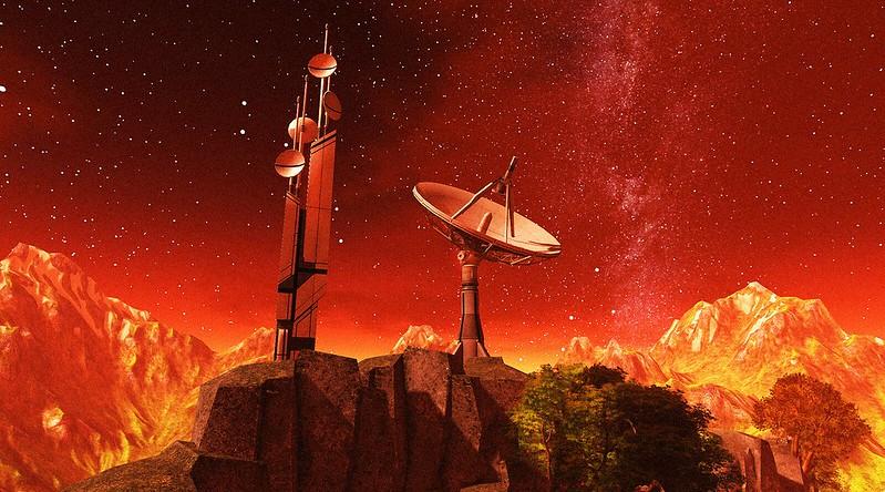 Planet Idun I - Blog