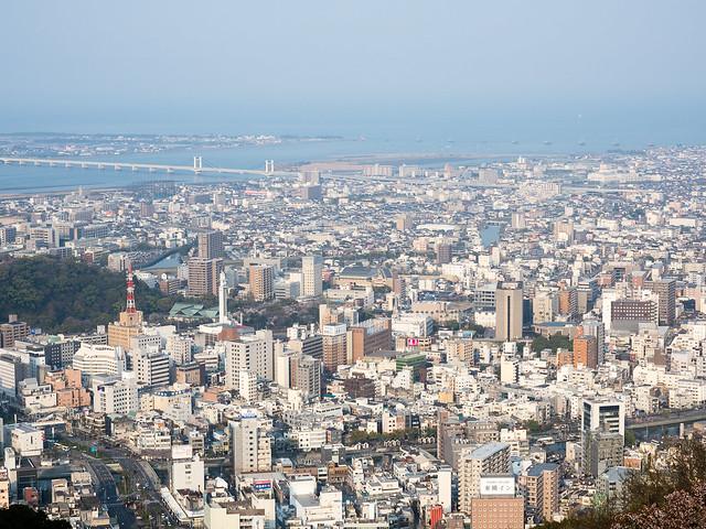 Mt. Bizan, Tokushima