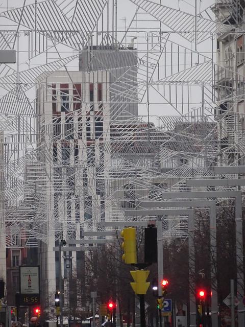 Solsticio de invierno en Zaragoza