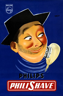 ERIC. Philips Philishave, 1954. | by Halloween HJB