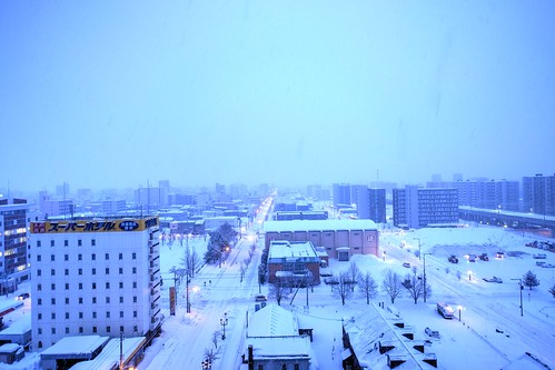 23-02-2021 at Asahikawa in early morning (5)