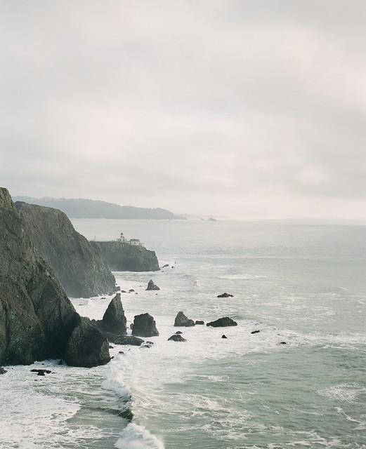 just a short drive north from San Francisco