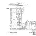 Короленко улица, 1 и Яворницкого Дмитрия проспект, 65 - 003 План 1 этажа PAPER600 [Вандюк Е.Ф.]