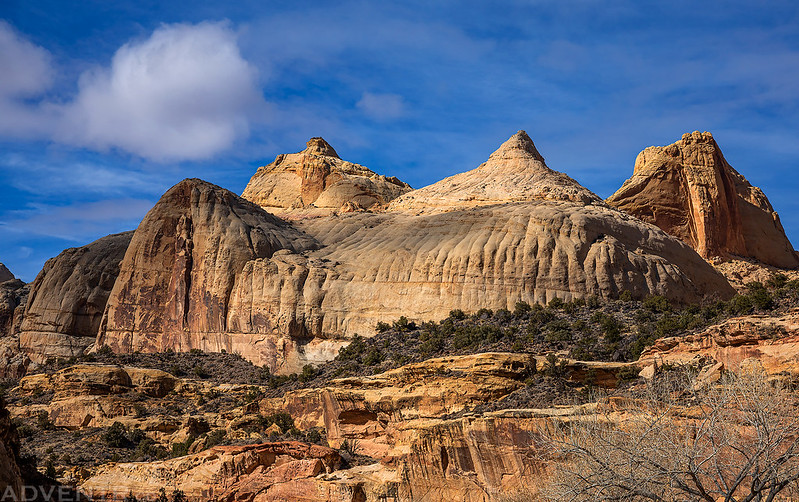 Capitol Reef Domes