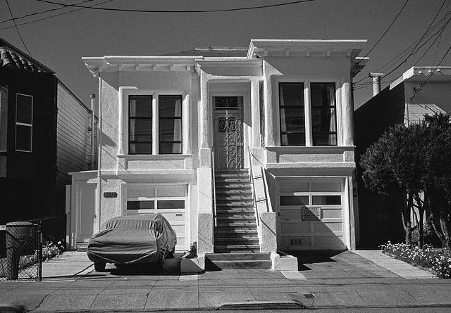 46th Avenue, The Sunset, San Francisco