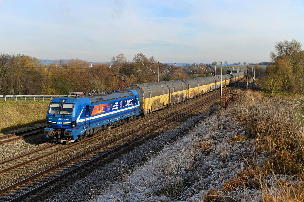 northrail / RTB Cargo 192 016 Vierkirchen (7054n)