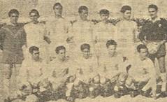 Temporada 1960/61: formación del Tomelloso (Ciudad Real)