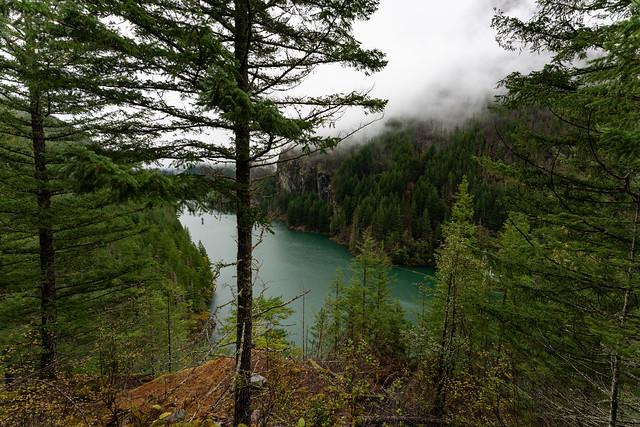 Skagit River / Gorge Lake
