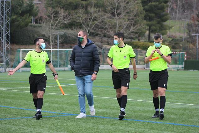 PRIMER EQUIPO - FC VILLANUEVA DEL PARDILLO