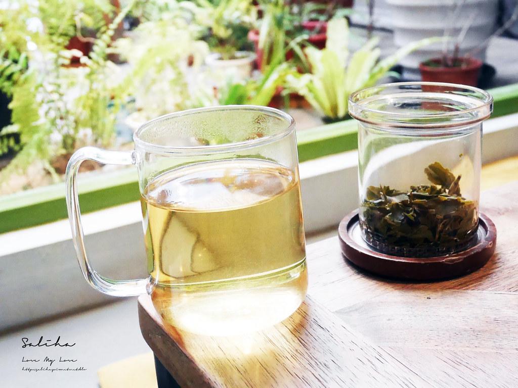 台北好喝茶館城市草倉茶公館台大附近不限時可久坐咖啡廳有蛋糕 (2)