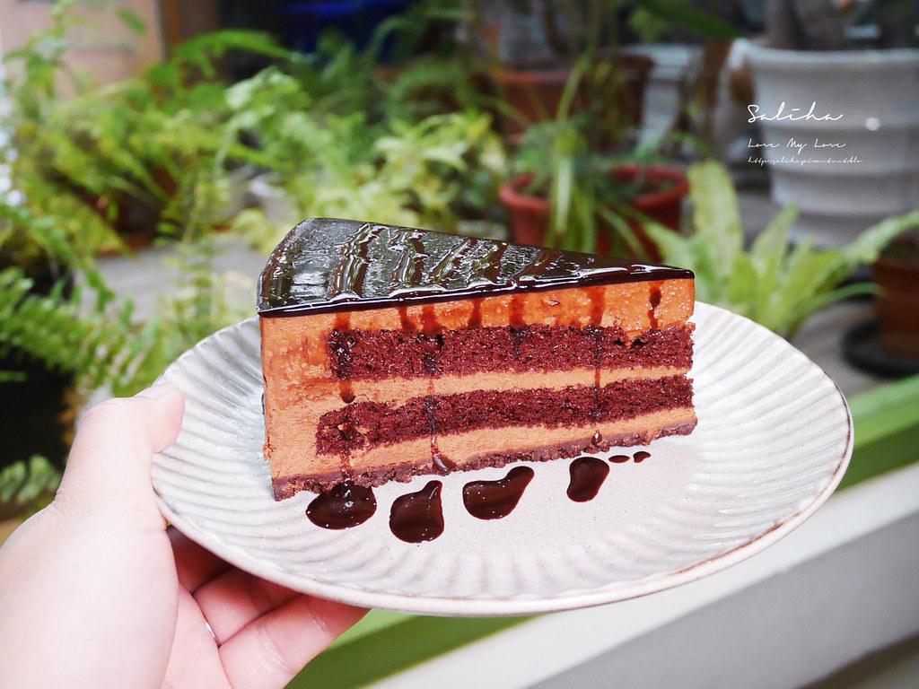 台北公館台電大樓下午茶推薦城市草倉可久坐台北咖啡廳好吃甜點蛋糕 (1)