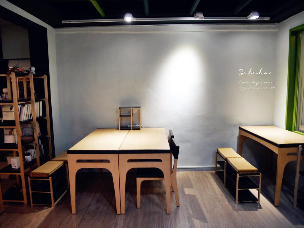 台北不限時咖啡廳推薦城市草倉公館下午茶甜點推薦台大附近可讀書咖啡館 (4)
