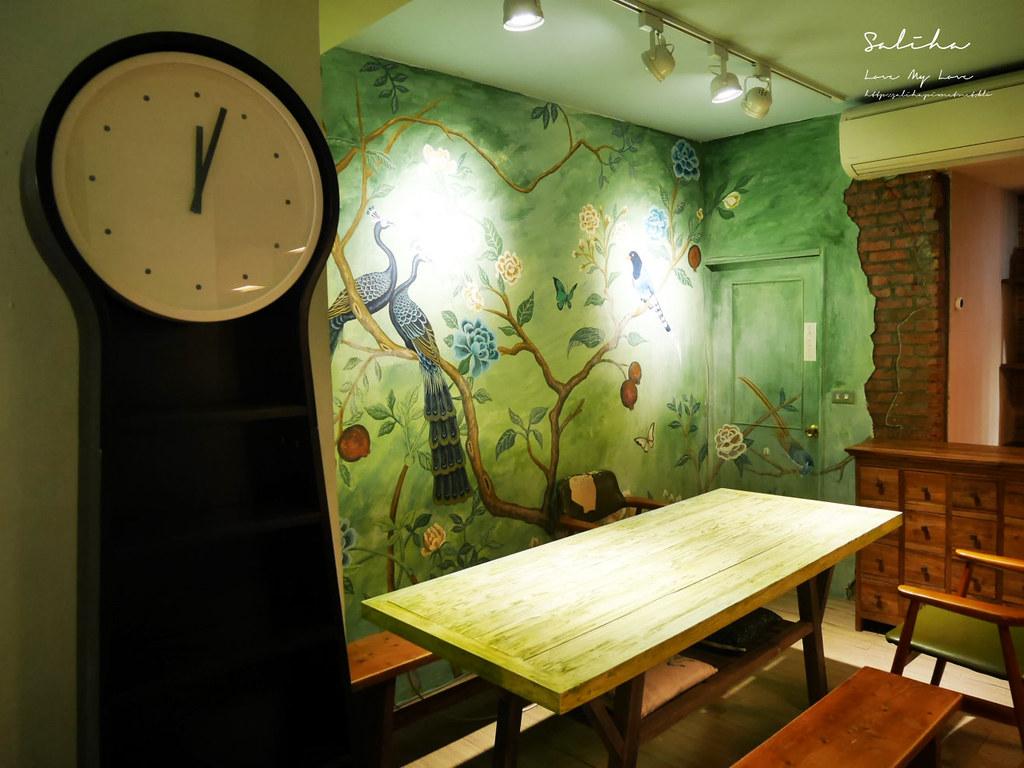 台北不限時咖啡廳推薦城市草倉公館下午茶甜點推薦台大附近可讀書咖啡館 (3)