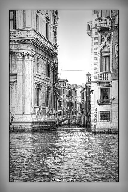 Rio de San Luca, Venice, Veneto, Italy