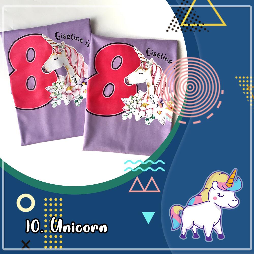 Kaos Unicorn