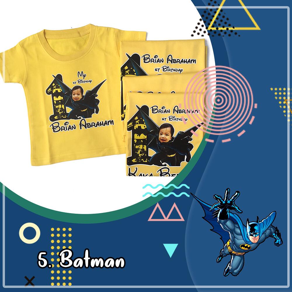 Kaos Superhero Batman