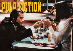 John Travolta and Uma Thurman in Pulp Fiction (1994)