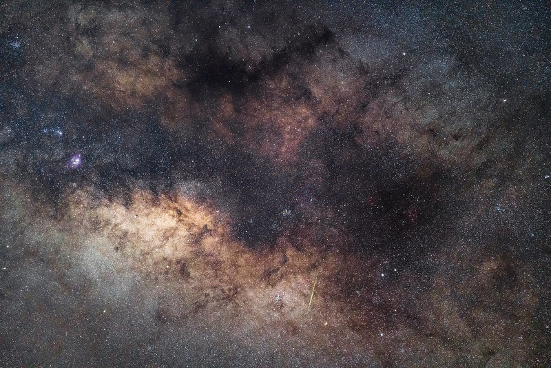 銀河中心|Taiwan