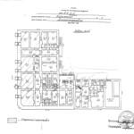 Короленко улица, 1 и Яворницкого Дмитрия проспект, 65 - 002 План подвала PAPER600 [Вандюк Е.Ф.]