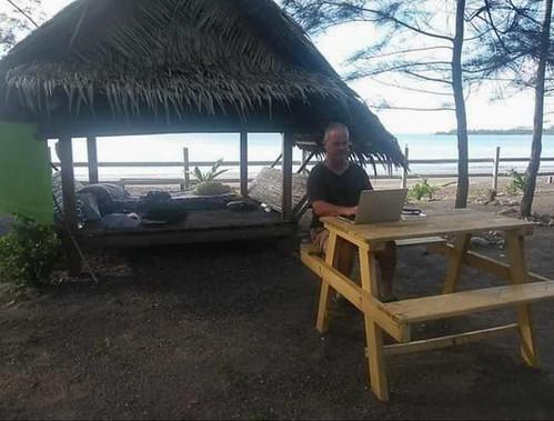 At Banggi Island