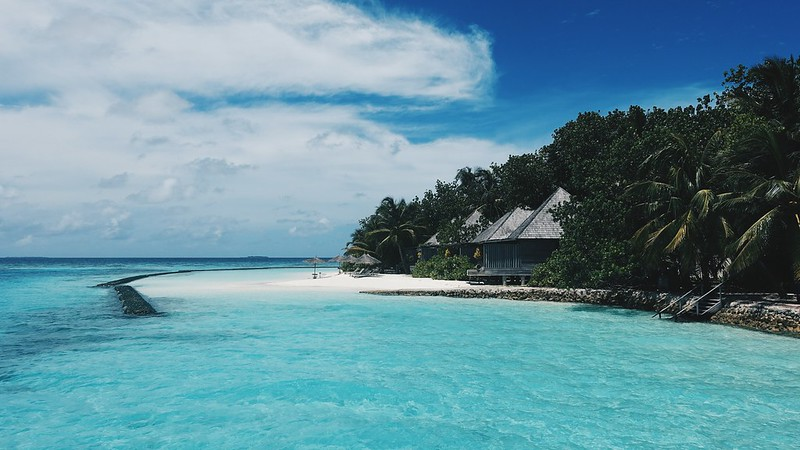 maldives - a tropical paradise